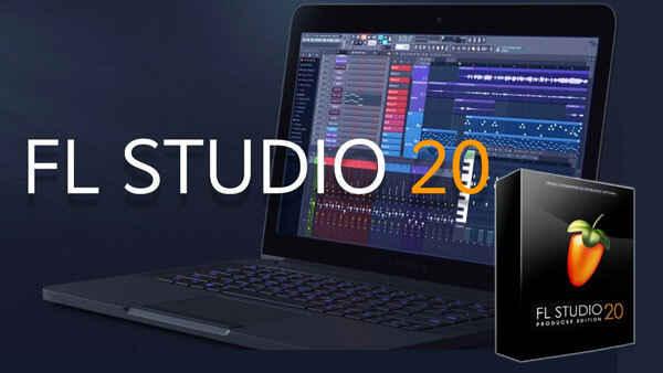 fl studio20.8破解版