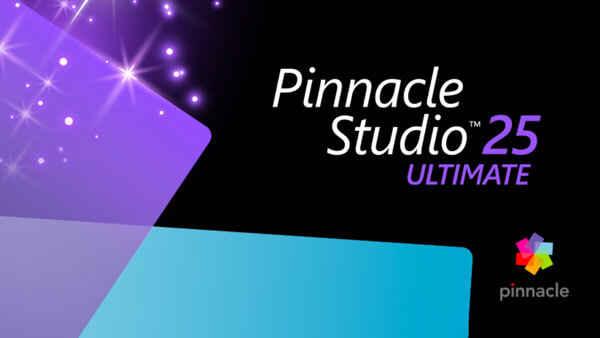 Pinnacle Studio 25破解版