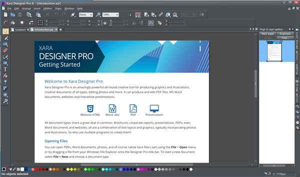 Xara Designer Pro X18破解版