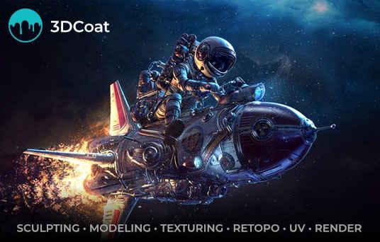 3DCoat 2021中文破解版