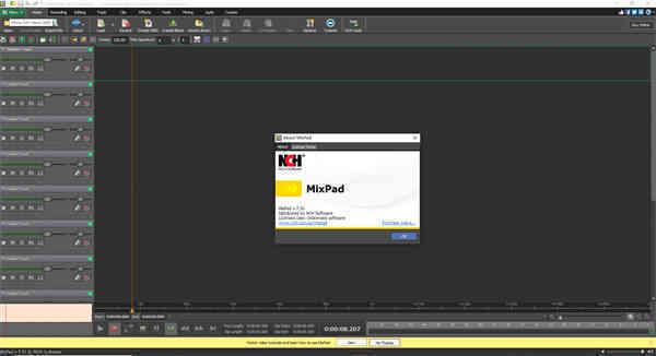 mixpad多轨道混音软件破解版