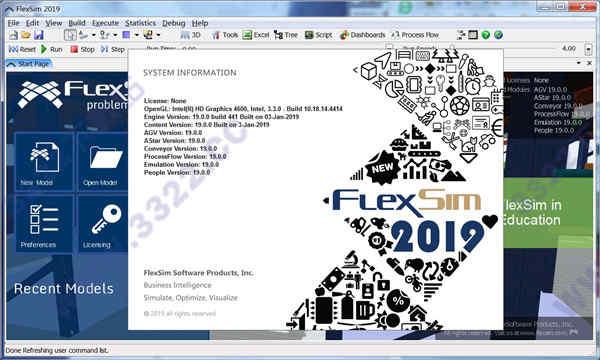 FlexSim2019破解版